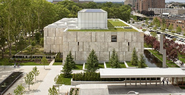 The Barnes Foundation na Filadélfia