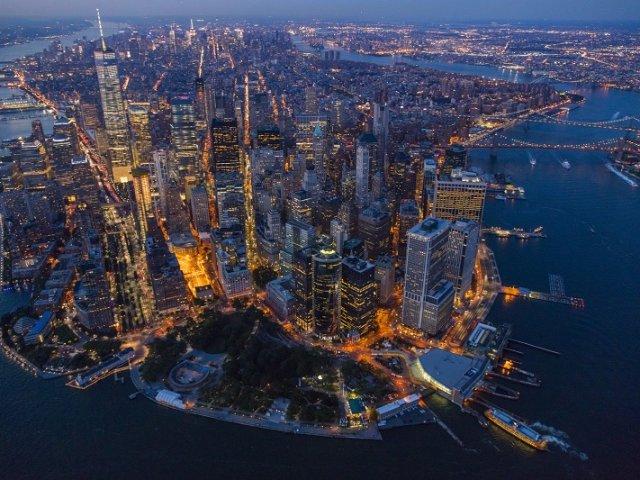 Remessas internacionais para Nova York