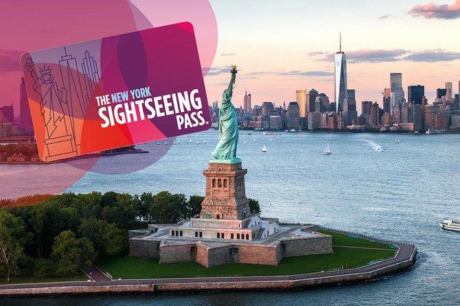 Passe turístico em Nova York - The SightSeeing Pass