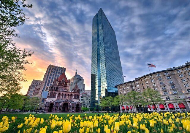Como transferir dinheiro para Boston