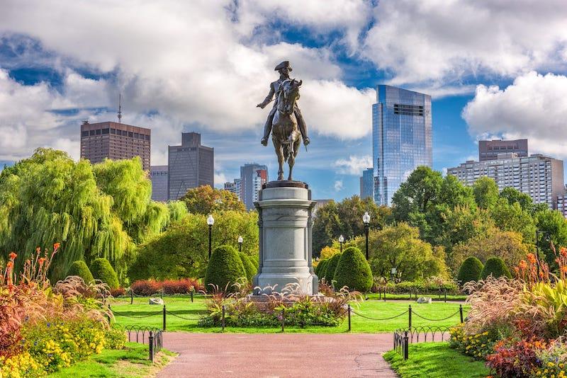 Ingressos mais baratos em Boston