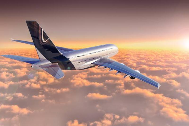 Passagem aérea em Nova York