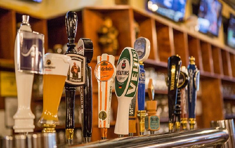 Cervejaria alemã em Nova York