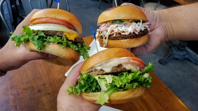 10 melhores hambúrgueres de Nova York
