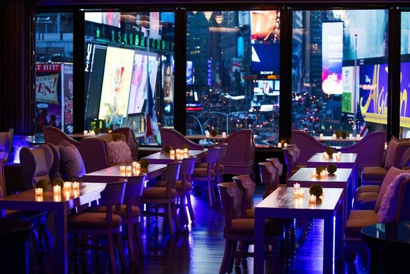 10 restaurantes ótimos na Times Square