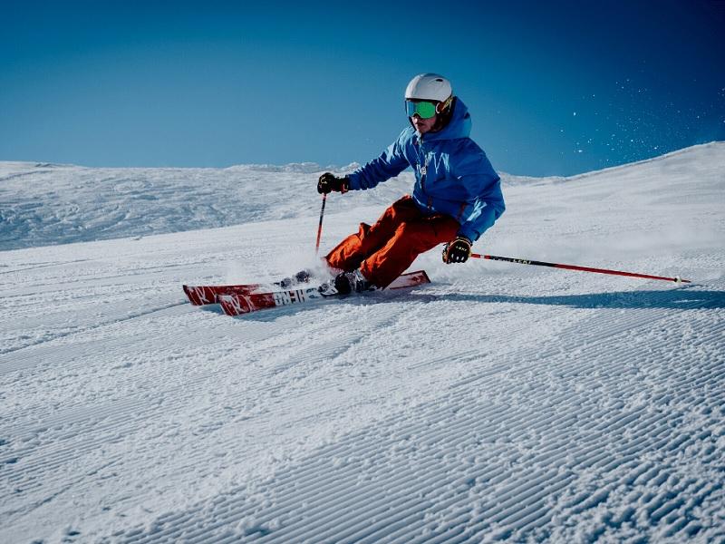 Onde esquiar perto da Filadélfia
