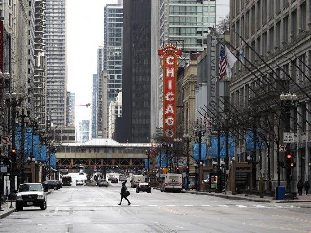 Calendário de reabertura covid-19 em Chicago