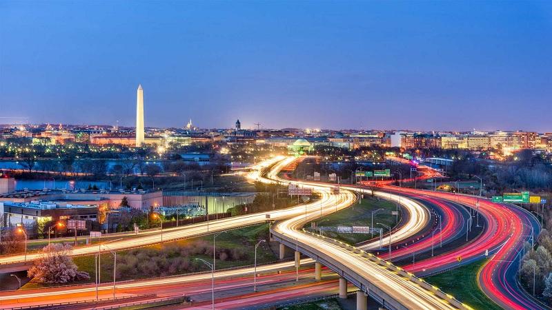 Meses de alta e baixa temporada em Washington