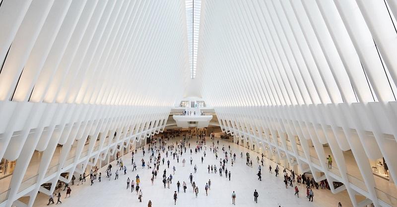 Oculus, em Nova York